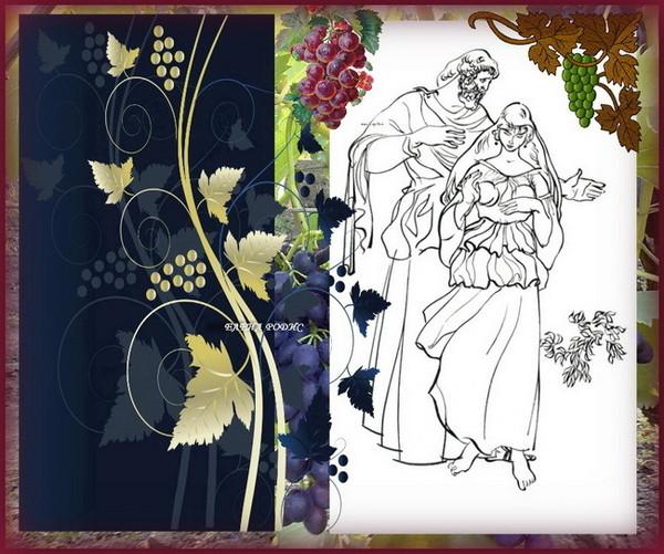 Суламифь и соломон картинки