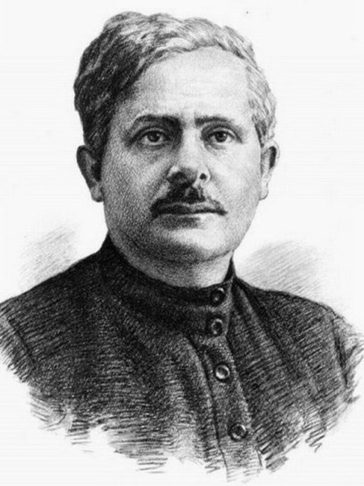Авель Енукидзе. / Фото: www.openlist.wiki